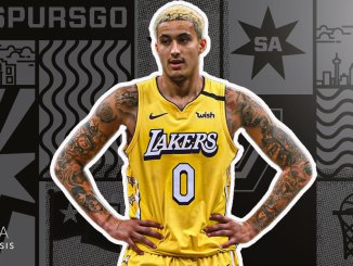 Kyle Kuzma, Spurs, Lakers