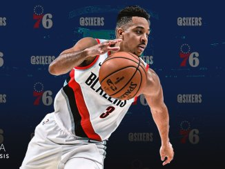 CJ McCollum, Portland Trail Blazers, Philadelphia 76ers, NBA Trade Rumors