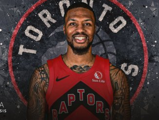Damian Lillard, Portland Trail Blazers, Toronto Raptors, NBA Trade Rumors