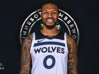 Damian Lillard, Minnesota Timberwolves, Portland Trail Blazers, NBA Trade Rumors