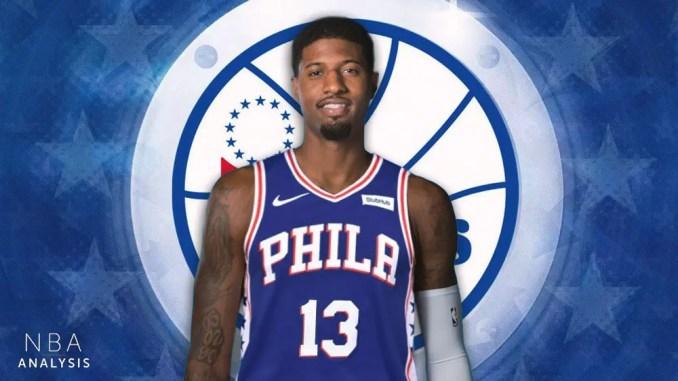Paul George, LA Clippers, Philadelphia 76ers, NBA Trade Rumors