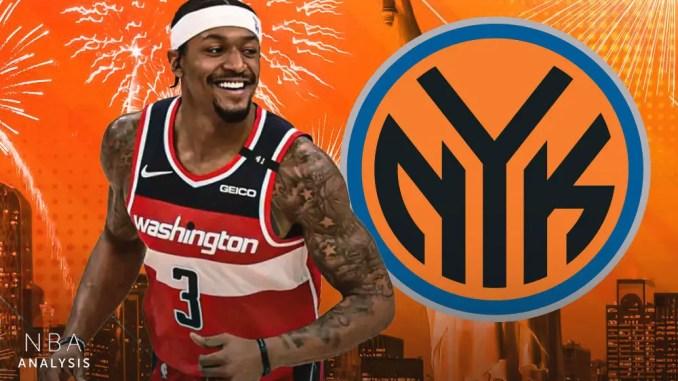 Bradley Beal, New York Knicks, Washington Wizards, NBA Trade Rumors