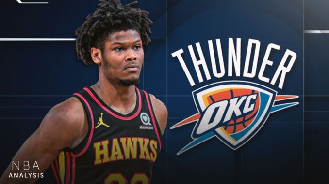 Cam Reddish, Atlanta Hawks, Oklahoma City Thunder, NBA Trade Rumors
