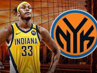 Myles Turner, Indiana Pacers, New York Knicks, NBA Trade Rumors