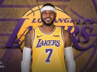 Carmelo Anthony, Los Angeles Lakers, NBA Trade Rumors