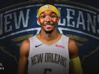 Devonte Graham, New Orleans Pelicans