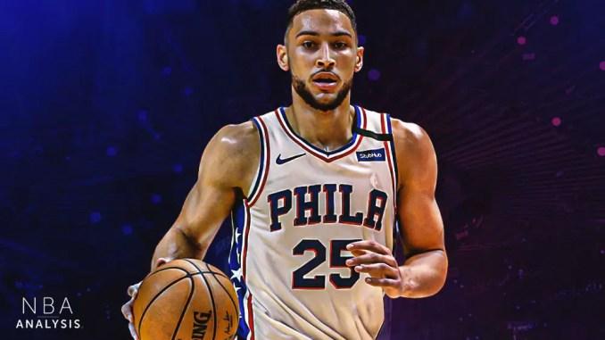 Ben Simmons, Philadelphia 76ers, NBA Trade Rumors