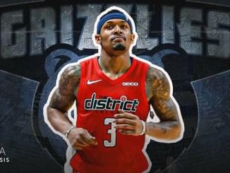Bradley Beal, Memphis Grizzlies, NBA Trade Rumors