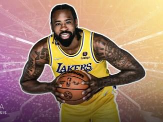 DeAndre Jordan, Lakers