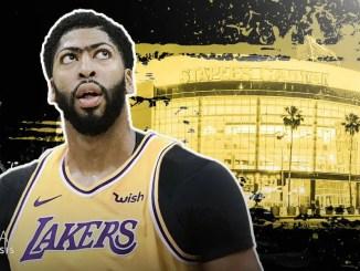 Anthony Davis, Los Angeles Lakers, NBA Rumors
