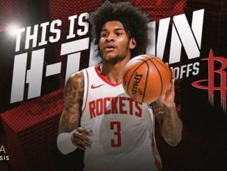 Kevin Porter Jr., Houston Rockets, NBA