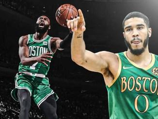 Jaylen Brown, Boston Celtics, Jayson Tatum, NBA