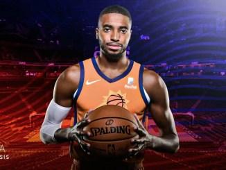 Mikal Bridges, Phoenix Suns, NBA
