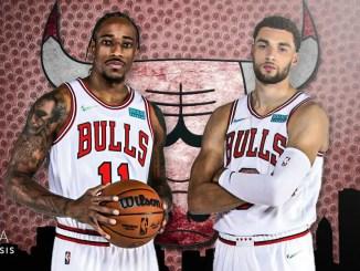 Chicago Bulls, Zach LaVine, DeMar DeRozan, NBA