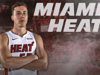 Duncan Robinson, Miami Heat, NBA