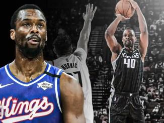 Harrison Barnes, Sacramento Kings, NBA