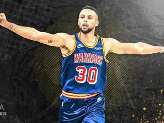Stephen Curry, Golden State Warriors, NBA