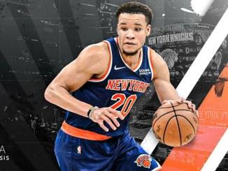 Kevin Knox, New York Knicks, NBA