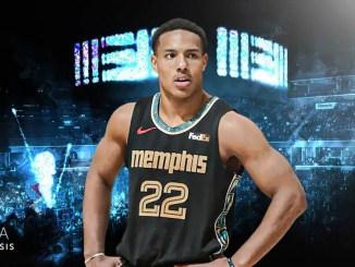 Desmond Bane, Memphis Grizzlies, NBA