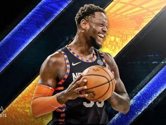Julius Randle, New York Knicks, NBA
