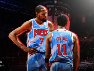 Kevin Durant, Kyrie Irving, Brooklyn Nets, NBA News, Nets News