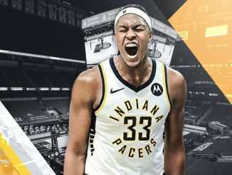 Myles Turner, Indiana Pacers, NBA