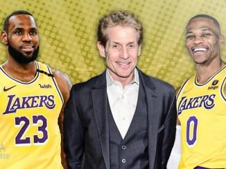 Los Angeles Lakers, Russell Westbrook, LeBron James, NBA