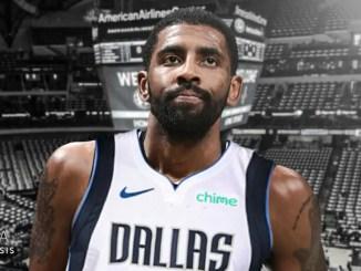 Kyrie Irving, Brooklyn Nets, Dallas Mavericks, NBA Trade Rumors