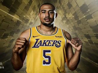 Talen Horton Tucker, Los Angeles Lakers, NBA News