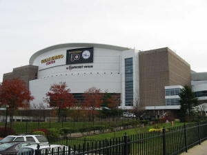 NBA Basketball Arenas  Philadelphia 76ers Home Arena