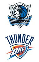 Playoffs NBA 2011 Dallas Mavericks Oklahoma City Thunder