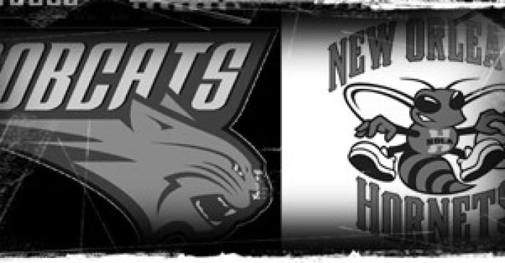Bobcats-Hornets: un festival de triples fallados