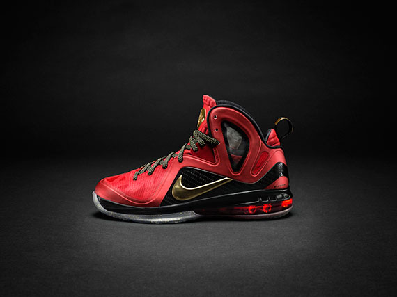 LeBron 9 Championship Pack LBJ EarnedNotGiven MVP LAT cleaned original