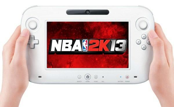 WII u NBA2K13
