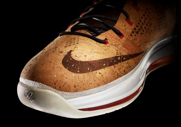 Nike lebron x nsw cork edition 2