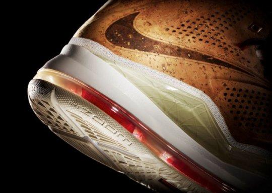 Nike lebron x nsw cork edition 4 630x449