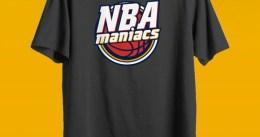 ¿Quieres una camiseta de nbamaniacs?