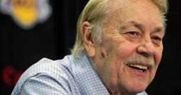 Fallece Jerry Buss, propietario de Los Angeles Lakers