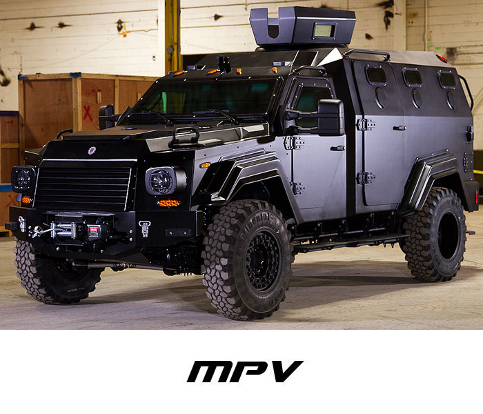 Gurkha-MPV-armored-vehicle