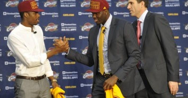 Cleveland firma de manera oficial a sus rookies Anthony Bennett, Sergey Karasev y Carrick Felix