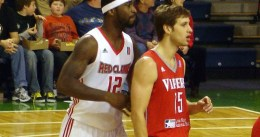 Ricky Davis entrena con los New York Knicks