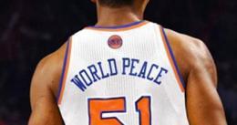 "Metta World Peace: ""No estoy retirado"""