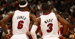 """Dwyane Wade: """"Sacrifiqué mi juego por LeBron"""""""