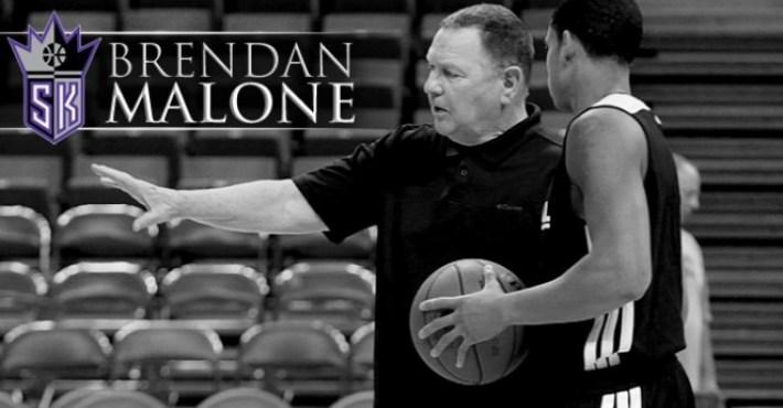Brendan Malone deja su cargo como Entrenador Asistente en los Sacramento Kings
