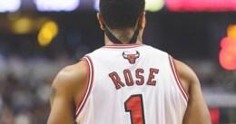 La NBA da marcha atrás: Derrick Rose podrá usar cinta en el cuello