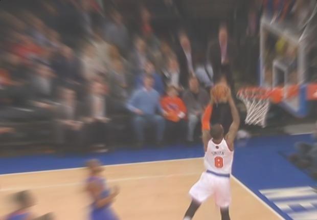 Knicks Madison