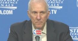 Gregg Popovich critica al propietario de los Phoenix Suns