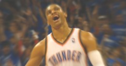 Westbrook toma el mando en el ataque de Oklahoma