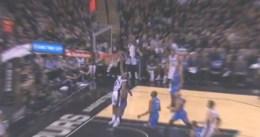 Los Spurs no tienen piedad de los Thunder en el primer partido de la serie