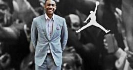 Jabari Parker firma con la marca Jordan